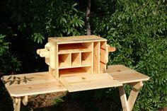 Chuck Boxes! on Pinterest | Chuck Box, Camping Box and ...