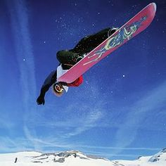The sprocking cat always lands on his feet. Terje riding his second pro model, The 152, circa 1995. @chocorompe #BurtonArchives #tbt #throwbackthursday | Photo: @vianneytisseau