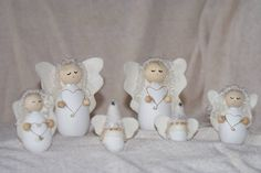 Soft hearted Angels & Glitter Angels can be found in the Angels section on our website.