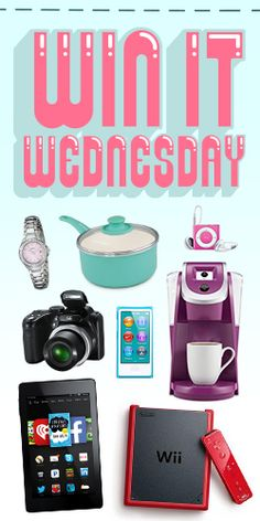 WomanFreebies Wants You To Win On Wednesdays