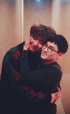 ChanSoo, but like where is this from!? When did this happen!!!!!