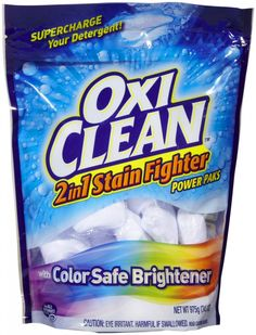 OxiClean Power Paks, Only $0.20 at Rite Aid!