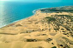 Las Dunas de Maspalomas. Patronato de Turismo Gran Canaria