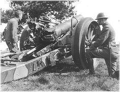Dutch heavy artillery,1939 - pin by Paolo Marzioli