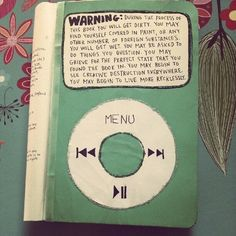 Wreck this journal ideas| Google