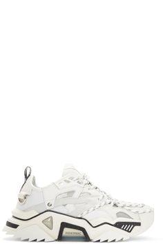 2ad81b73e Calvin Klein 205W39NYC - White Strike 205 Sneakers