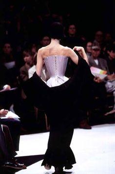 Galliano corset