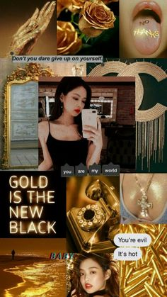 33 Ideas wall paper kpop aesthetic black for 2019 Aesthetic Collage, Kpop Aesthetic, Aesthetic Photo, Aesthetic Black, Kpop Girl Groups, Kpop Girls, Blackpink Wallpaper, Wallpaper Quotes, Aesthetic Lockscreens
