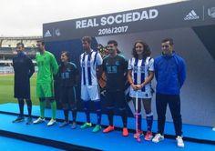 """La Real Sociedad presenta """"La camiseta de todos"""""""
