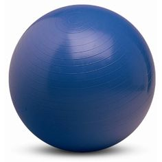 Valeo 65-Centimeter Blue Body Ball With High Volume Air Pump, Includes Exercise Wall Chart With Step By Step Workout Program -- Learn more by visiting the image link. (This is an affiliate link) #ExerciseBallsAccessories