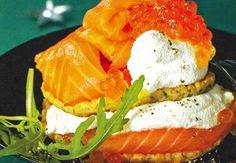 Este saludable pescado es protagonista de las seis propuestas gastro que hoy te ofrecemos para vestir de fiesta tus mesas navideñas