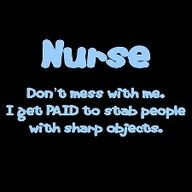 :-) one day! But I still do this as a medical assistant :)