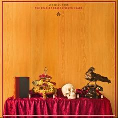 The Scarlet Beast O'Seven Heads, an album by Get Well Soon on Spotify Scarlet, Beast, Take Shelter, Gallows, Best Albums, Get Well Soon, Lp Vinyl, Wells, Album Covers