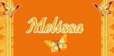 1000 images about name on pinterest melissa name glitter text and