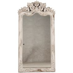 Ornate Parisian Floor Mirror ($1,275) ❤ liked on Polyvore featuring home, home decor, mirrors, filler, interior, wooden floor mirror, wooden mirror, framed beveled mirror, wood framed mirrors and ornate framed mirror