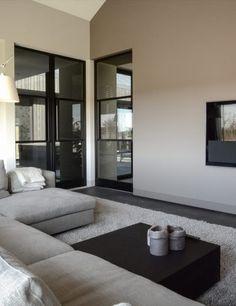 Ecker Interieur - Luxury interior - High ■ Exclusive living and garden inspiration. Apartment Interior, Living Room Interior, Home Decor Bedroom, Home Interior Design, Living Room Decor, Interior Paint, Interior Ideas, Romantic Home Decor, Classic Home Decor