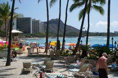 Outrigger Waikiki On the Beach | Great Beach Hotel - Outrigger Waikiki on the Beach Pictures
