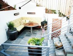 Noe Valley patio remodel: green growth and inspiration!