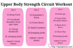 26 best upper body supersets images  upper body fitness