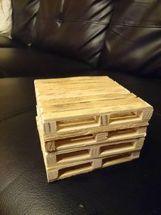 Check out this item in my Etsy shop https://www.etsy.com/nz/listing/528690610/pallet-coasters-made-from-a-pallet-set