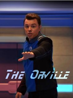 "The Orville (Fox-January ""A Happy Refrain"" The Orville crew is surprised when Claire's personal life takes an unexpected turn, and Gordon makes an unusual grooming suggestion to Bortus. Sci Fi Comedy, Comedy Series, Comedy Show, Star Trek 2017, Kelly Grayson, Foxs News, Tv Series 2017, Sci Fi Tv Shows, Seth Macfarlane"