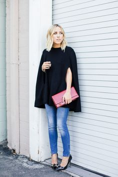 Cape for next winter! Batwoman | Damsel in Dior