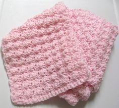 Un point réversible au crochet Crochet Beret, Crochet Motif, Crochet Stitches, Knitted Hats, Learn How To Knit, Beautiful Crochet, Baby Knitting, Easy, Points