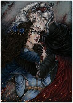 Prince Rhaegar took Lyanna Stark, Ned Stark's sister, away from her betrothed, Robert Baratheon. It is unclear whether Lyanna went willingly or not. Game Of Thrones Artwork, Game Of Thrones Books, Game Of Thrones Fans, Arya Stark, Rhaegar Y Lyanna, Character Aesthetic, Character Art, Real Madrid, Jon Snow