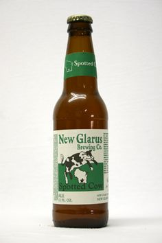 Spotted Cow-Soooo good and only sold in WS :(