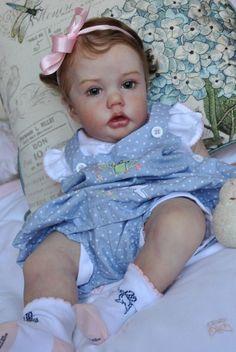 Alla's Babies Reborn Doll Baby Girl Penny ,Natali Blick, IIORA S/O L/E   Jouets et jeux, Poupées, vêtements, access., Poupées d'artistes, faite-main   eBay!