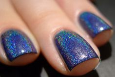 Too Fancy Lacquer - Velvet Nights - Dazzled Exclusive