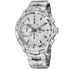 TAG Heuer Men's CAT2011.BA0952 Link Chronograph Watch from TAG Heuer
