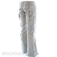 In Molecule's Himalayan Hipster Pants you'll be as comfortable hiking the Himalayas as checking out trendy cafés in durable, stylish, hip-hugging beauties with loose-legged, airy freedom and extra pockets. Hipster Pants, Cargo Pants Women, Small Waist, Fit Women, Black And Grey, Stylish, Fashion, Tiny Waist, Moda