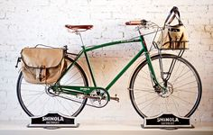 Photos: See Shinola's All-American Watches, Bikes, and Leather Goods   Vanity Fair