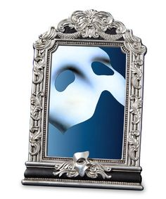 """LOVE!!!  Look what I found on #zulily! Silver Phantom of the Opera Musical Frame """"All I ask of You"""" by The San Francisco Music Box Company #zulilyfinds"""