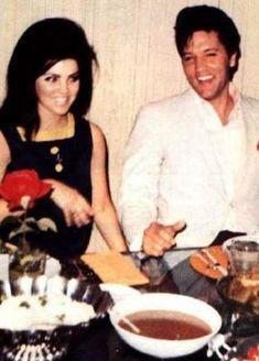 Elvis and Priscilla Presley 1965 | Elvis & Priscilla - elvis-and-priscilla-presley Photo