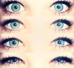 Find images and videos about blue, eyes and green on We Heart It - the app to get lost in what you love.