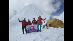 Peru: Expedition Nevado Alpamayo (5947 m) | with president of the 7 Summ...