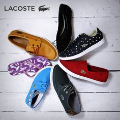 Office Shoes, Summer Sale, Sperrys, Lacoste, Boat Shoes, Fashion, Moda, Sperry Shoes, Fashion Styles