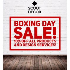 Boxing Day- time to hit the stores! Just kidding… why would you do that when you can shop online and skip the chaos? Offering 10% off ALL product and design services this week. Use code SHOP2017 at checkout! Offer ends January 2. #boxingdaysale #interiordesign #decor