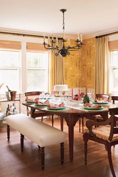 our dining room  Good Bones, Great Pieces
