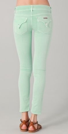 must have mint skinnies!