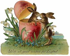 Many more vintage images  #Easter #vintage #download