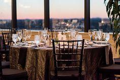 Gold Wedding - A Black Tie, South Carolina Commerce Club Wedding