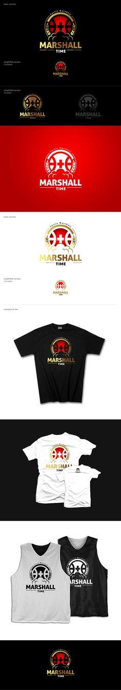 Marshall Time by Kamil Doliwa, via Behance