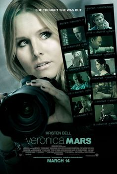 Veronica Mars the movie! I can't wait!