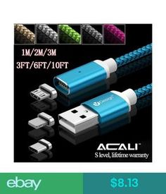88f3b6ede Acali Data Sync & Charge Cables #ebay #Cell Phones & Accessories
