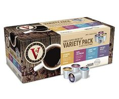 Are you looking for Victor Allen's Single Serve Coffee Cups Variety Pack Assorted Flavored 96 Piece? TrueGether is one of the biggest and most trusted marketplaces with over 2M+ products for sale. Free delivery and returns on eligible orders. Buy Victor Allen's Single Serve Coffee Cups Variety Pack Assorted Flavored 96 Piece at TrueGether. Best Beans, Coffee Varieties, Single Serve Coffee, Coffee Crafts, Donut Shop, Coffee Tasting, Beverage Packaging, Blended Coffee, Coffee Pods