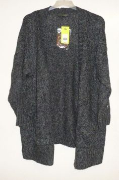 015f65df1a18e Mothercare Grey Marl Open Front Cardigan Belt Size Large HH 06 for sale  online