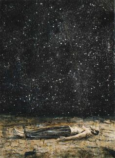 Anselm Kiefer - The Renowned orders of the night